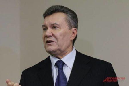 Янукович надеется вернуться на Украину после победы Зеленского на выборах