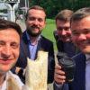 «Не забронзовей»: Зеленский порекомендовал чиновникам есть шаурму